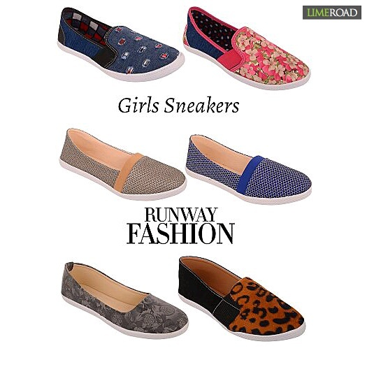 #Sneakers for girls..!! – Exotique Shoe