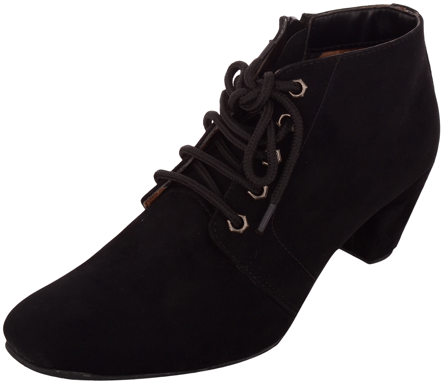 Let's go for party on weekend.. add some lace-up boot ...