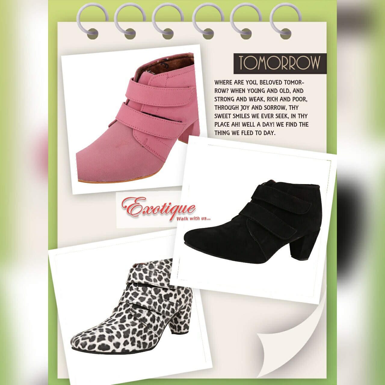 style – Page 8 – Exotique Shoe